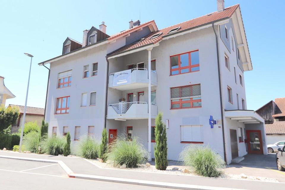 Appartement en duplex de 5.5. pièces